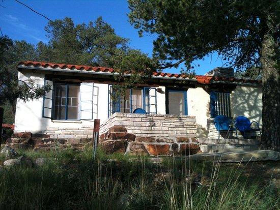 Roosevelt Stone Cottage 101 At Big Bend Exterior