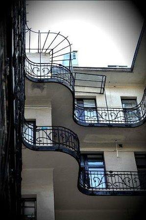 City Hotel Matyas: Холл Отель Матьяс