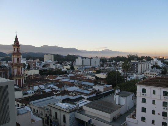 Victoria Plaza: Vista desde mi habitacion