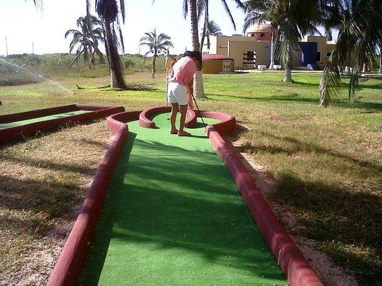 Hotel Reef Yucatan - All Inclusive & Convention Center: Golfito