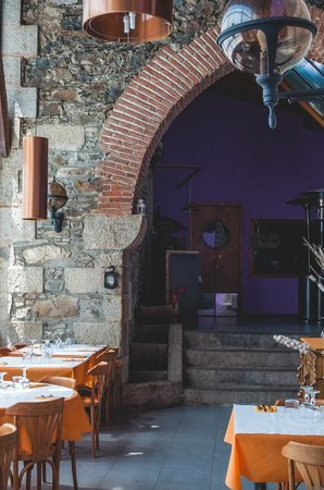 Restaurant Rita Porta : Interior