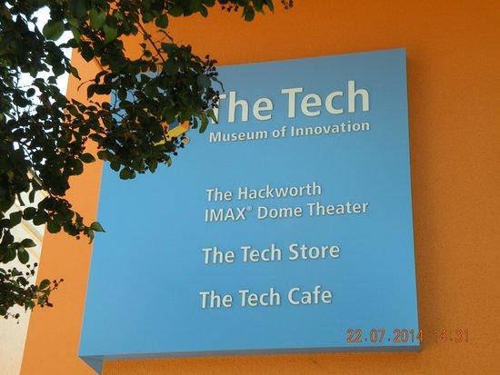 The Tech Museum of Innovation : Технический музей