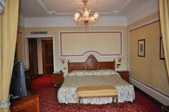 Grand Hotel Des Iles Borromees : Room 151