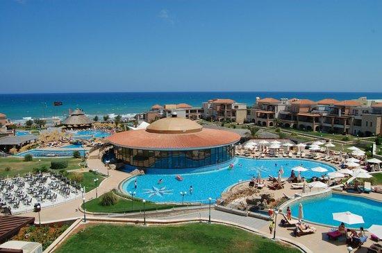 Atlantica Sensatori Resort Crete: View from room 1203