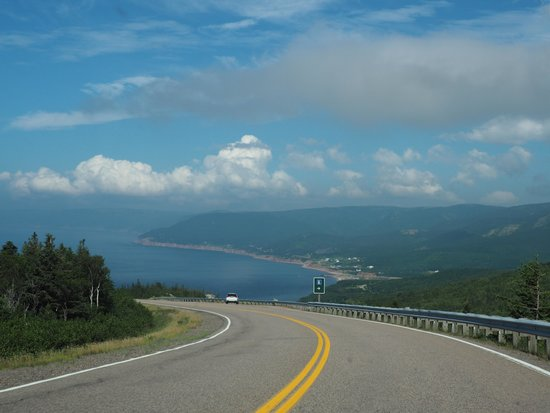 Cape Breton Highlands National Park : one of many amazing views