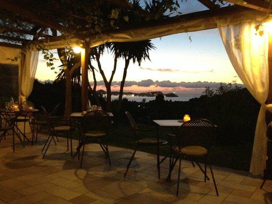 Hotel Santo Stefano : Veranda