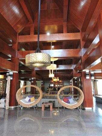 Samui Buri Beach Resort - lobby