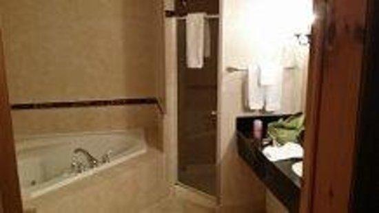 Eganridge Resort, Country Club & Spa : Bathroom