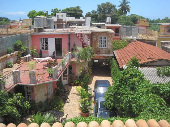 Casa OsmaryAlberto: Prachtige locatie...