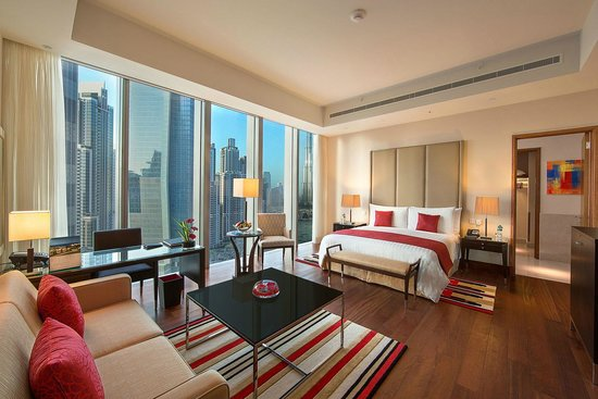 The Oberoi, Dubai: A view of the Hotel room
