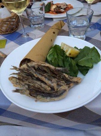L'Angolo Del Gusto: fishy basket