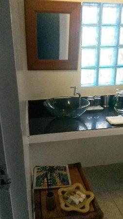 Muyuna Amazon Lodge : Bathroom in suite