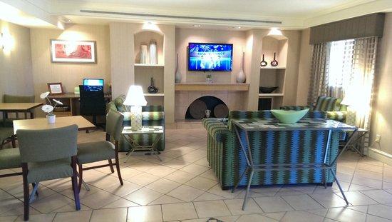 La Quinta Inn & Suites San Francisco Airport North: Lobby