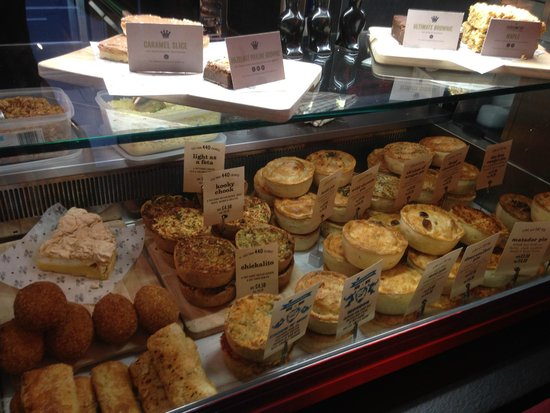 Pieminister: You Can Even Take A Pie Home To Enjoy