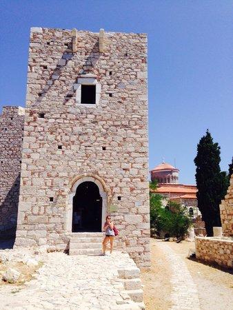 Pythagorion Archaeological Museum : Het overgebleven deel