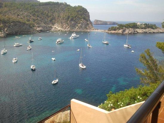 Hotel Ole Galeon Ibiza: vista dalla camera