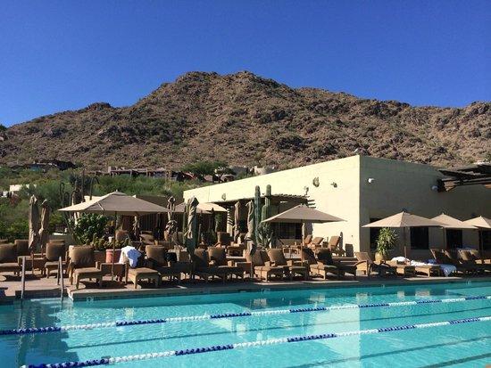 JW Marriott Scottsdale Camelback Inn Resort & Spa: The Spa
