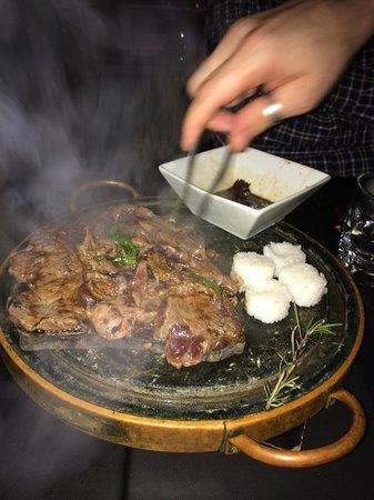 Poco Tapas: Korean BBQ beef