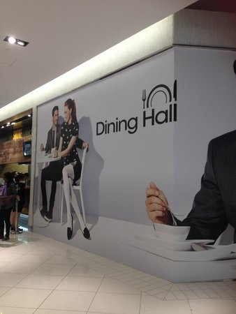 Rideau Centre: New dining hall is now open