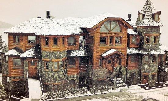 Lirolay Suites: Invierno y nieve