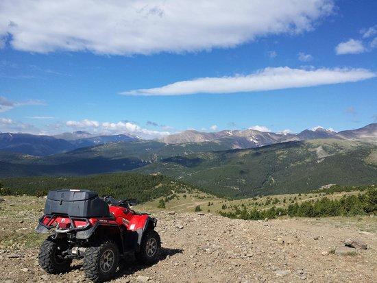 ATV Experience: The Views!