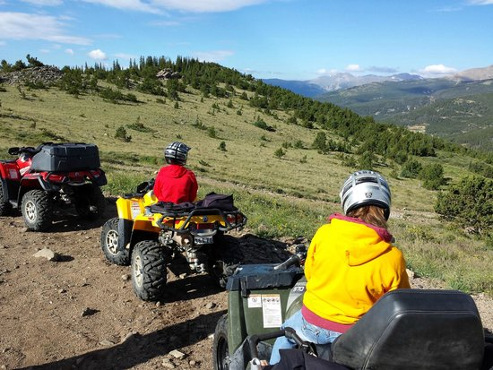 ATV Experience: Top of the Trail