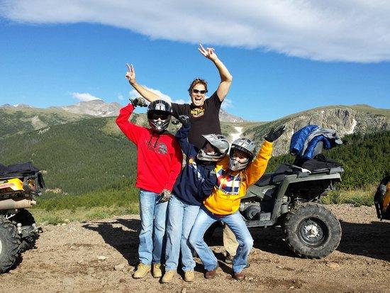 ATV Experience: Havin Fun!