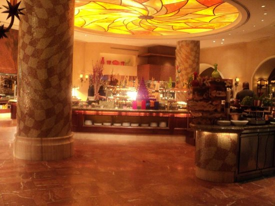 Atlantis, The Palm: interno
