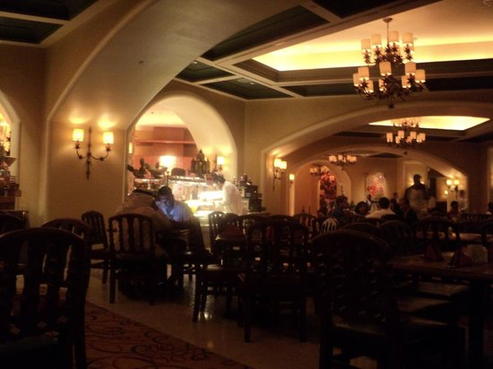 Atlantis, The Palm: ristorante a buffet