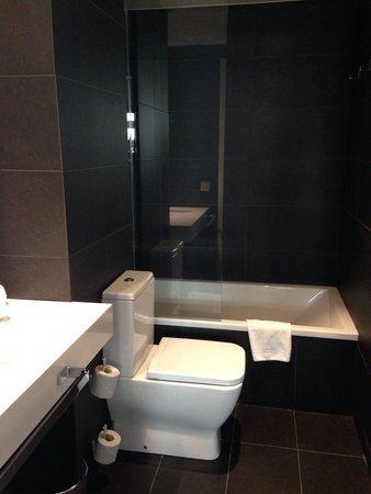 Andante: Salle de bain