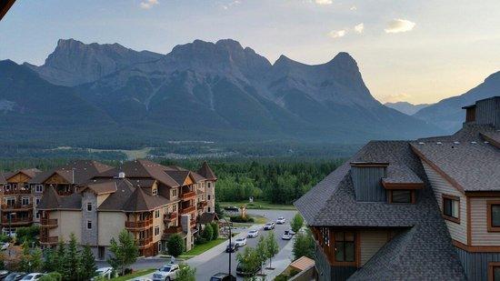 Solara Resort & Spa - Bellstar Hotels & Resorts: Fourth floor balcony view; room 404
