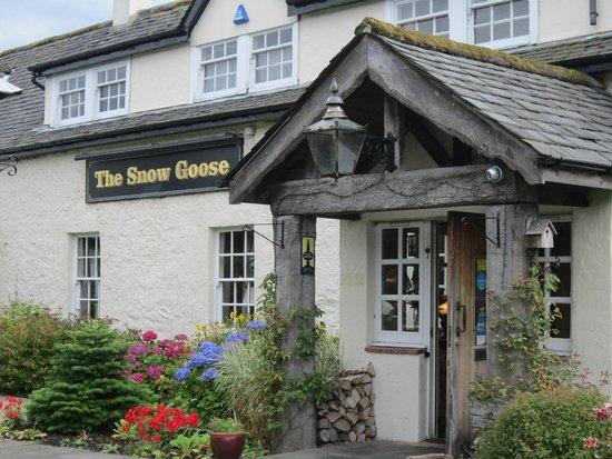 The Snow Goose : Entrance