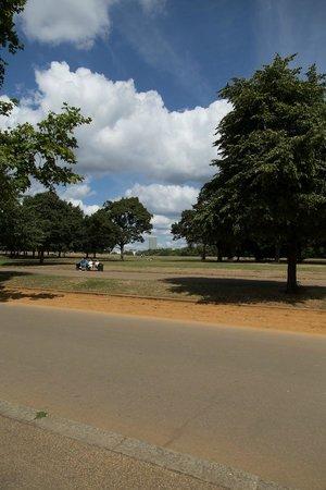 Hyde Park - landspace view