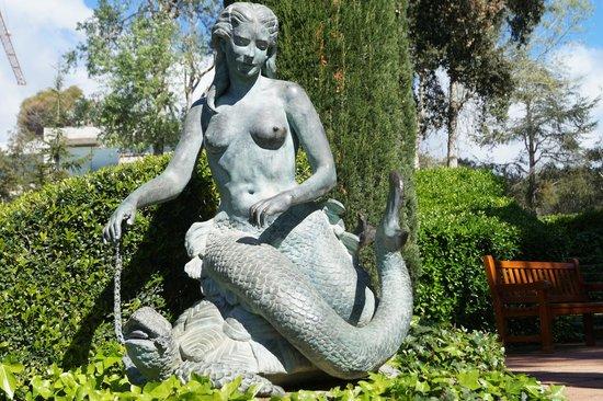 Jardin Santa Clotilde : Sirena