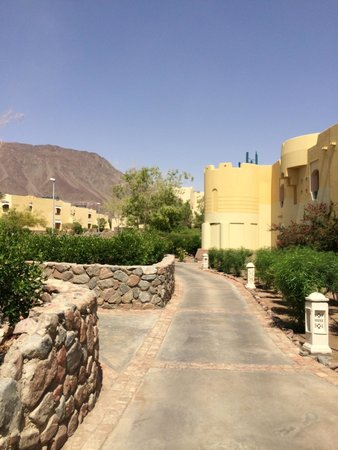 The Bay View Resort Taba Heights : The Marriott