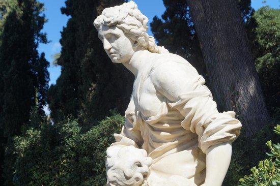 Jardin Santa Clotilde : Figura del Jardin