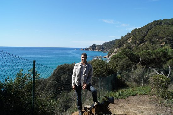 Jardin Santa Clotilde : Vista Panoramica