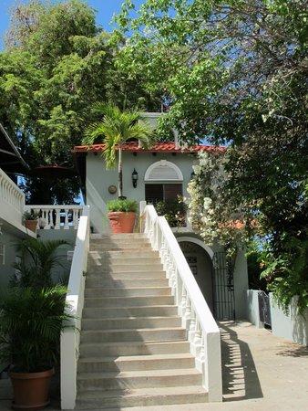 Hacienda Tamarindo: Entryway