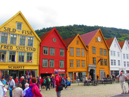 Roedne Fjord Cruise: Beautiful Bergen