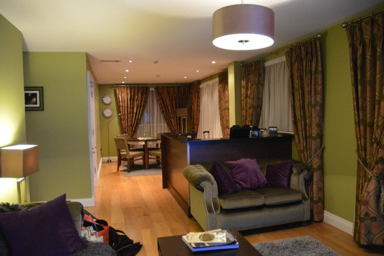 No. 1 Pery Square Hotel & Spa : townhouse suite