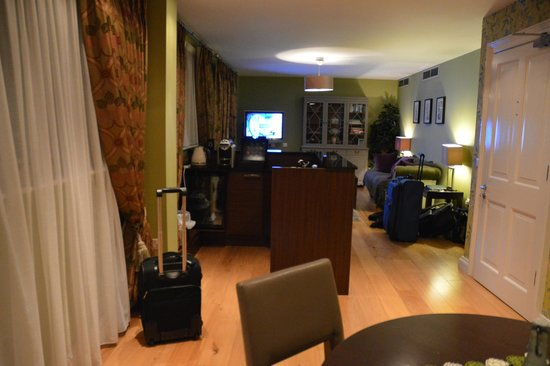No. 1 Pery Square Hotel & Spa: townhouse suite
