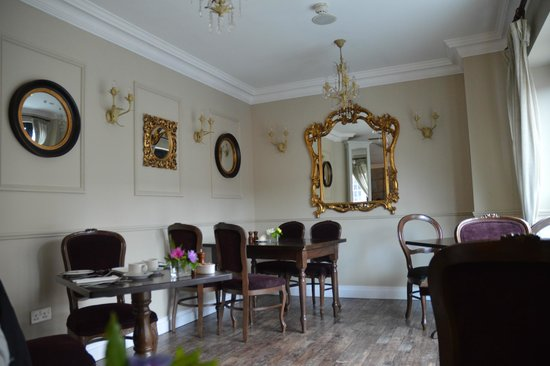 No. 1 Pery Square Hotel & Spa: dining area