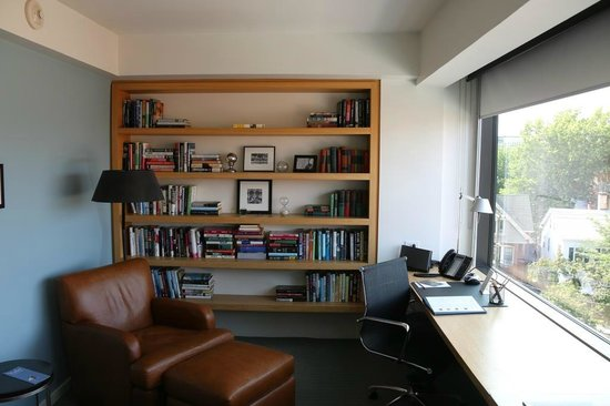 The Study at Yale: The Study area