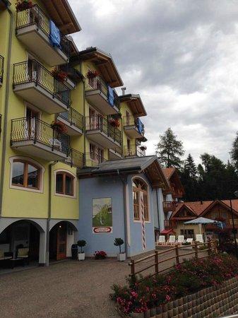 Hotel Negritella: esterno dell'hotel