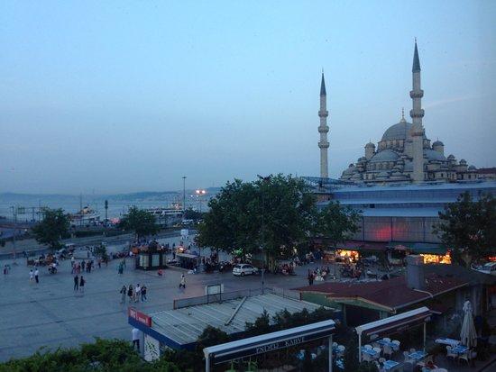 Hamdi Restaurant : view from hamdi terrace