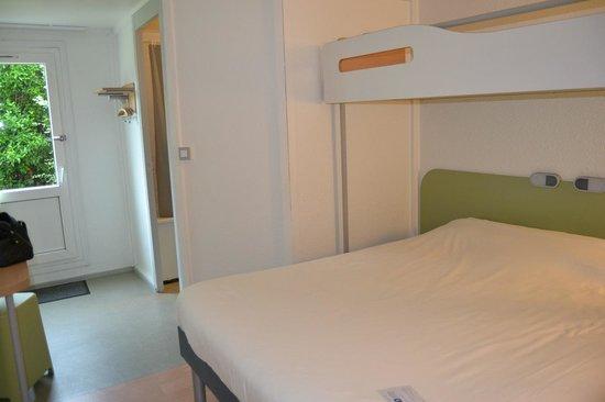 Ibis Budget Lorient Caudan : Très propre