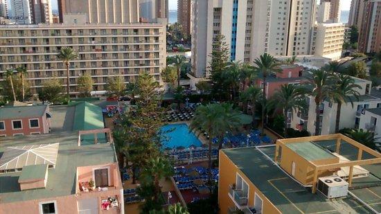Apartamentos Primavera Loix: view from balcony