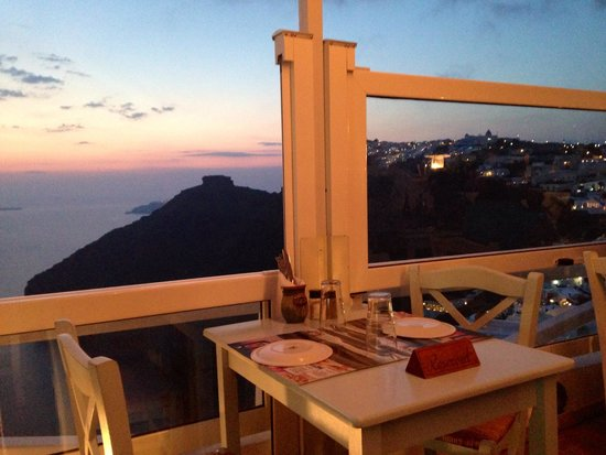 Mama Thira Tavern: View