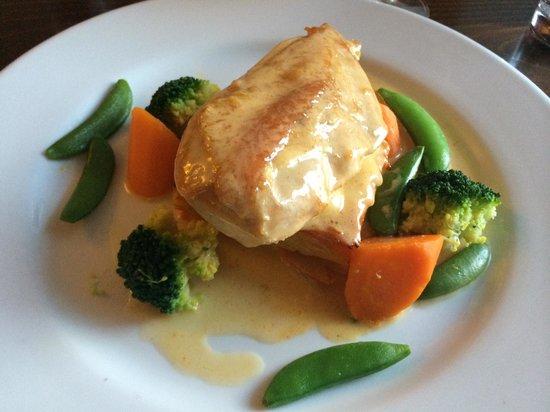 Arch Inn Restaurant: Chicken
