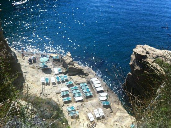 Cala Moresca - Picture of Hotel Cala Moresca, Bacoli ...